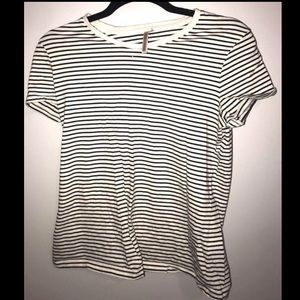 EUC ✨ Banana Republic striped tee
